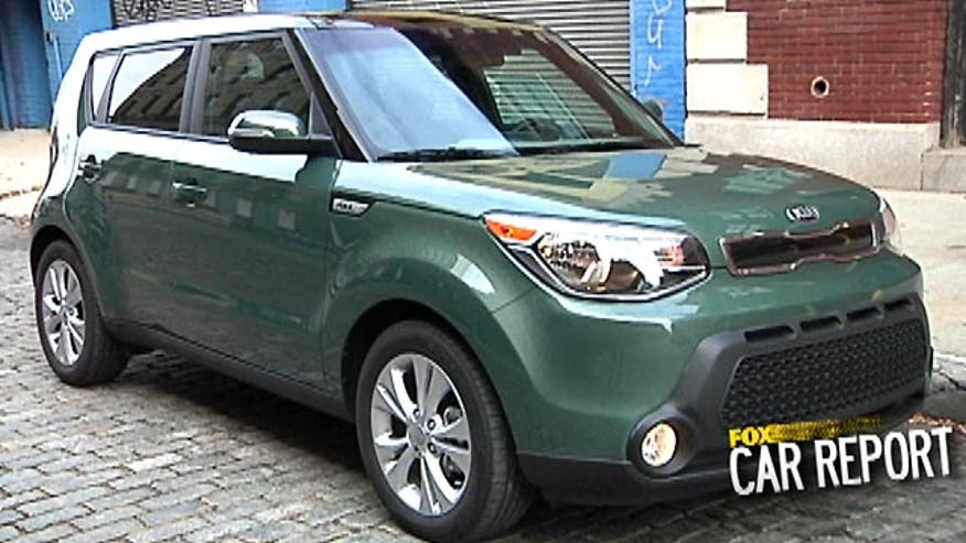 Fox Car Report drives the 2014 Kia Soul