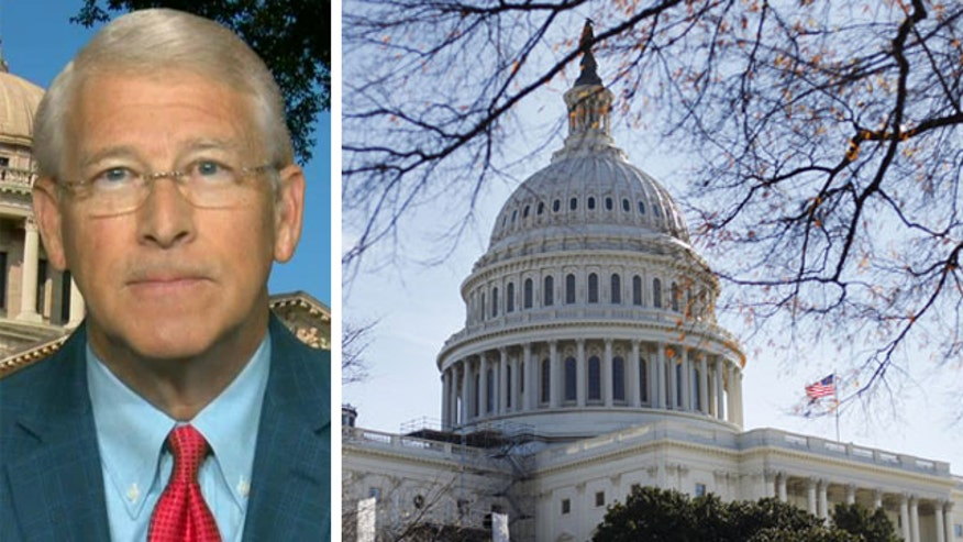 Sen. Roger Wicker breaks down the Republicans' agenda