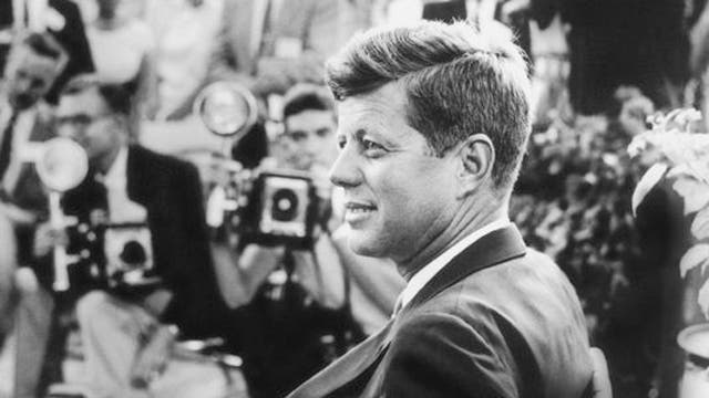a conspiracy theory discussion related to the assassination of john f kennedy