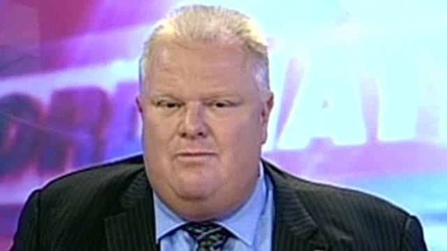 Exclusive: Toronto mayor seeking professional help