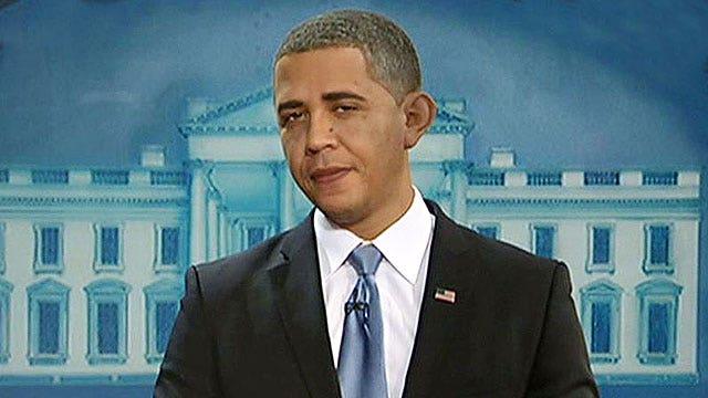 'Obama' says everyone deserves a mulligan