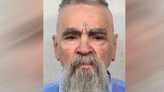 Charles Manson gets wedding license