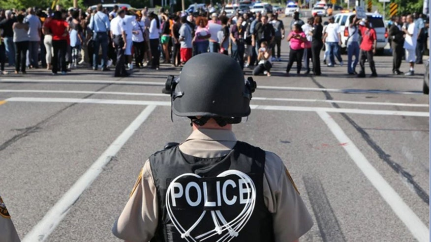 Ferguson prepares for more unrest surrounding the grand jury rendering a decision in the Michael Brown shooting