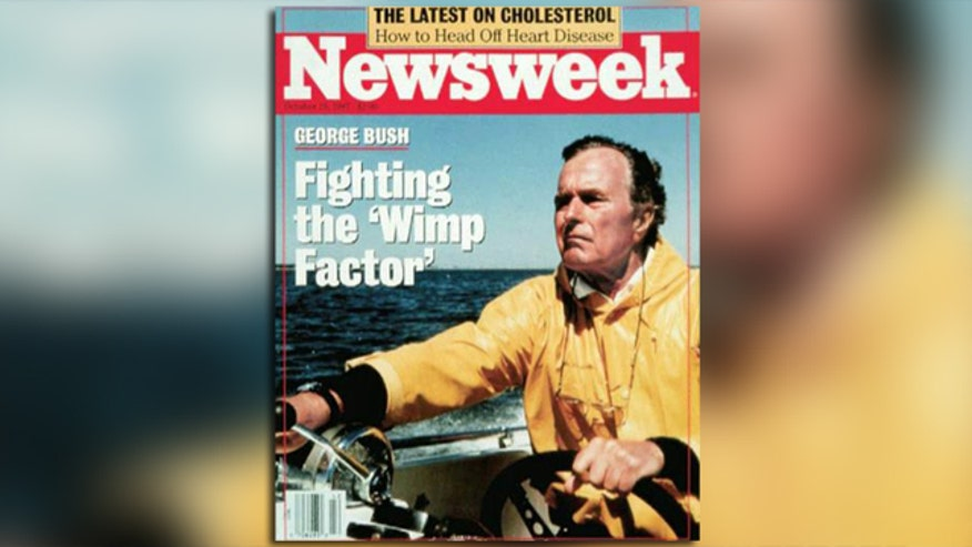 'Off the Record,' 11/18/14: A conversation with George W. Bush about the controversial 1987 Newsweek cover of his father reminds us that the media wield immense power that can be used viciously and disgracefully