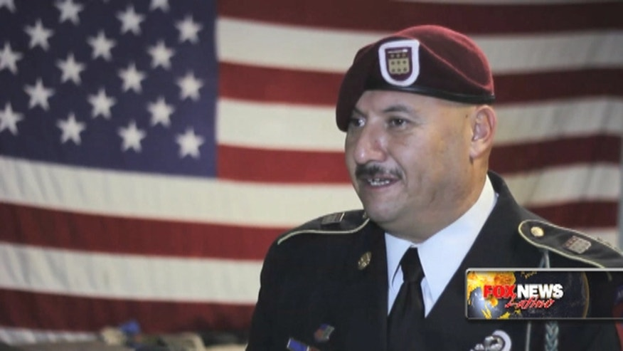 With Obama expected to announce an executive order to overhaul immigration reform, a group of deported veterans who are demanding that they benefit from any action taken on immigration.