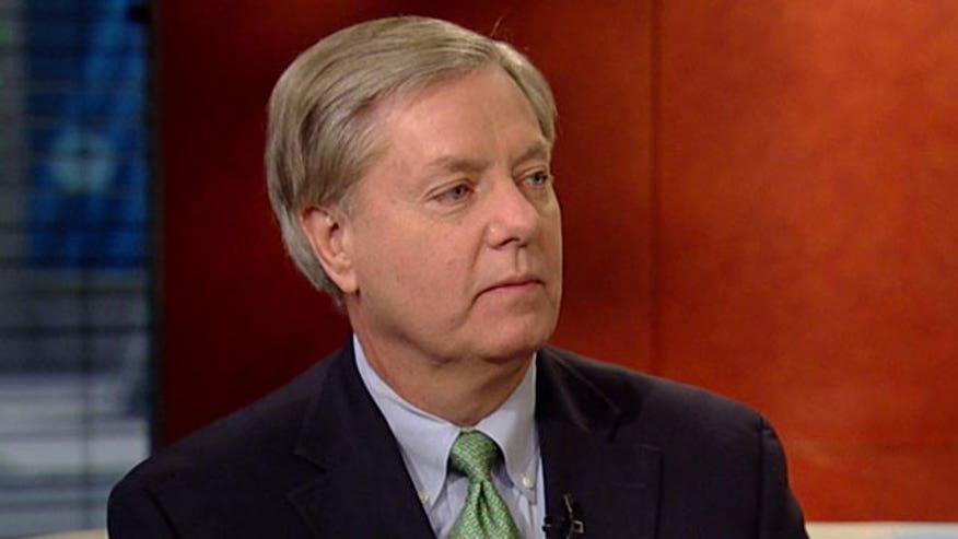 Sen. Lindsey Graham sounds off