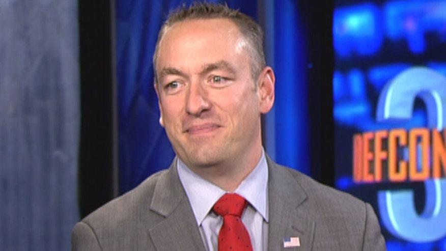 Nebraska GOP candidate Shane Osborn shares how his military career helped shape his run for office