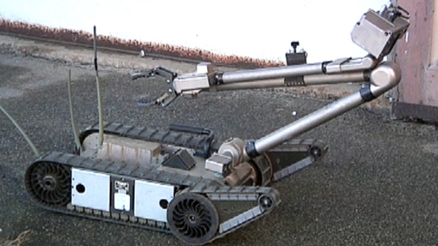 A look at the latest in military tech