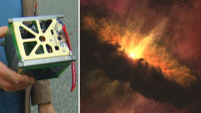 Check It Out: CubeSat makes exploring space more affordable