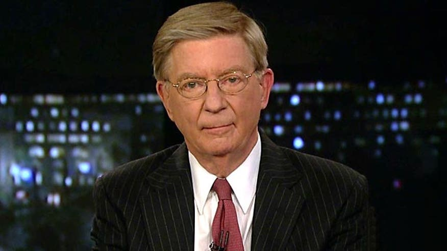 "Fox News contributor George Will told viewers Thursday that the Senate's choice to invoke the ""nuclear option"" - a move that eliminates senators' ability to use filibusters to block presidential appointments - was ""a melancholy day for American life."""