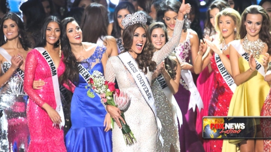 Gabriela Isler, the recently crowned Miss Universe 2013, talks about her win in Russia, an old Twitter rant about Hugo Chavez and what to expect of her this year.