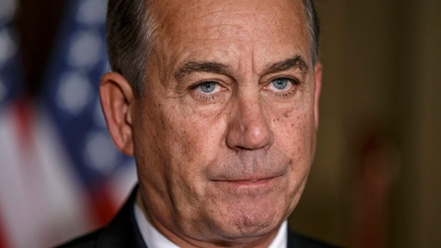 Boehner: Obama's action is 'damaging the presidency itself'