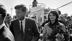Fifty years ago on November , when President John F. Kennedy was killed, America's heart was broken.