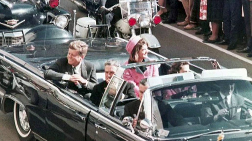 Looking back 50 years after JFK assassination