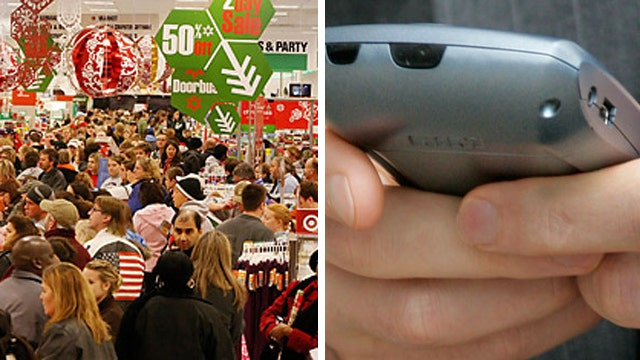 How to use your mobile device for Black Friday deals