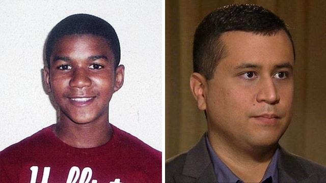 Media fixated on George Zimmerman, again