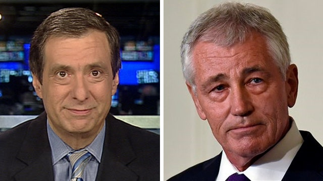 Leak War: How the White House unloaded on Chuck Hagel while firing him