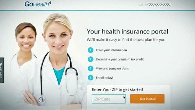 Alternatives to glitchy HealthCare.gov