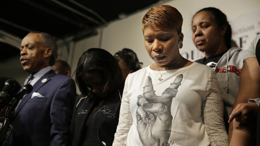A look at Lesley McSpadden's response to the decision