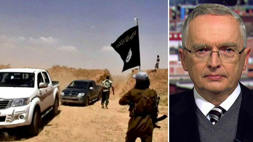 Reaction from Fox News strategic analyst Lt. Col. Ralph Peters
