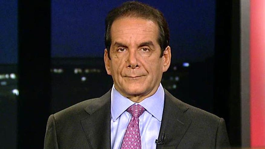 Charles Krauthammer said Wednesday assurance from the administration the site will be fixed Saturday are untrue.