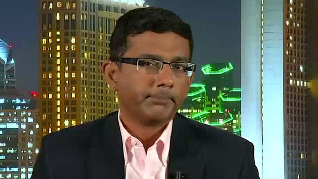 Dinesh D'Souza on liberal bias in America's education system