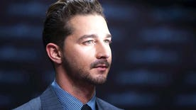 Shia LaBeouf makes a shocking claim in Dazed interview: a woman raped him during his #IAMSORRY exhibit.