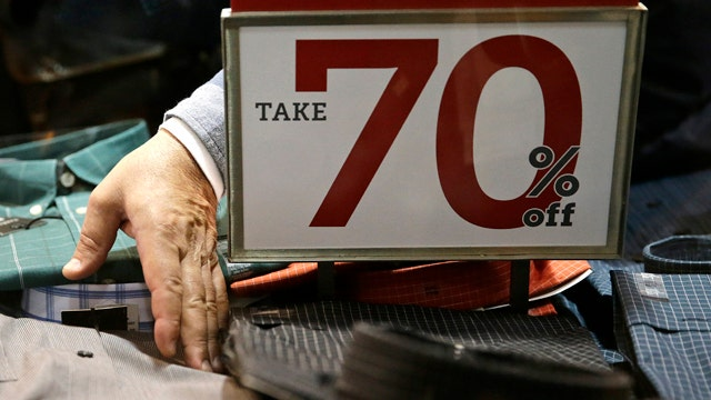 Large retailers report strong Thanksgiving, Black Friday sales with focus on big-ticket electronics