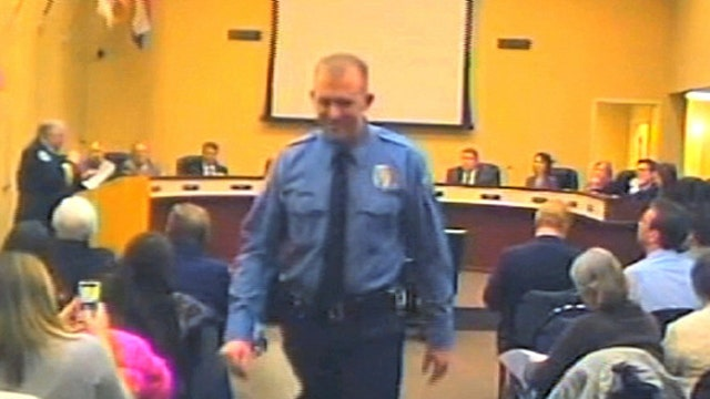 Resignation of Ferguson police officer Darren Wilson unlikely to halt protests