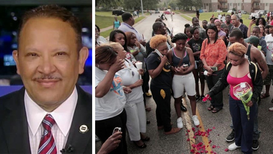 Reaction from the National Urban League's Marc Morial