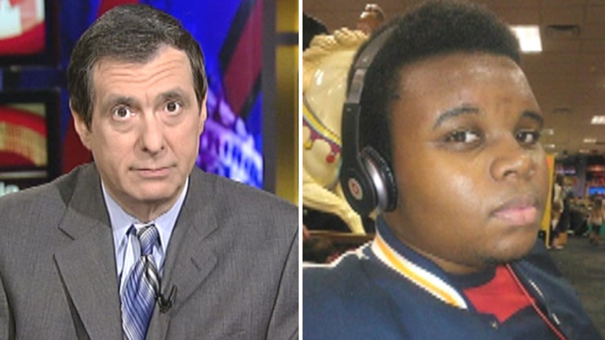 'Media Buzz' host Howard Kurtz on press exploitation of Ferguson.