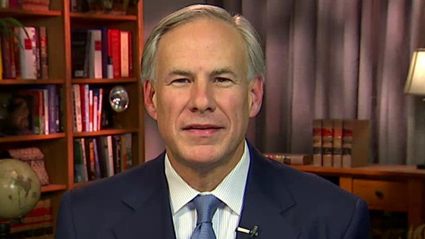 Texas governor-elect and current attorney general Greg Abbott on how he plans to sue over President Obama's executive action on immigration