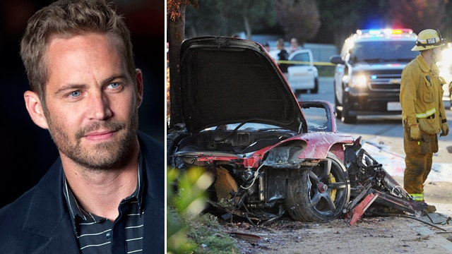 Officials investigating if drag racing caused crash that killed 'Fast & Furious' star Paul Walker