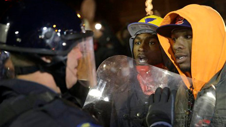 Charles Krauthammer on racial hatred in the wake of the chaos in Ferguson