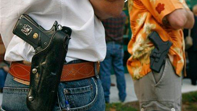 New technology sparking fears of homemade firearms