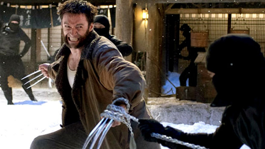 'The Wolverine' is unleashed on Blu-ray, DVD and Digital HD