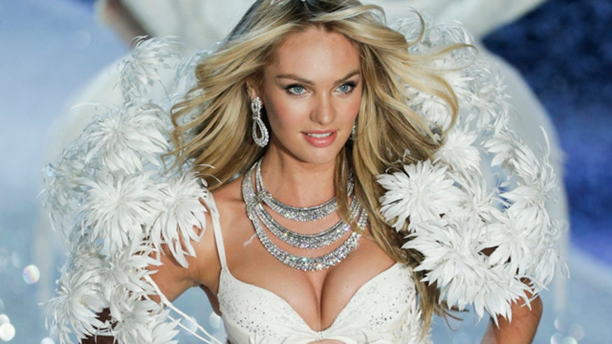 Candice Swanepoel explained why the night of the famed Victoria's Secret Show is one wild night