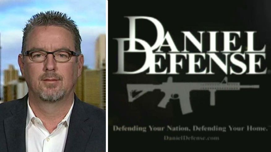 CEO of Daniel Defense cries foul