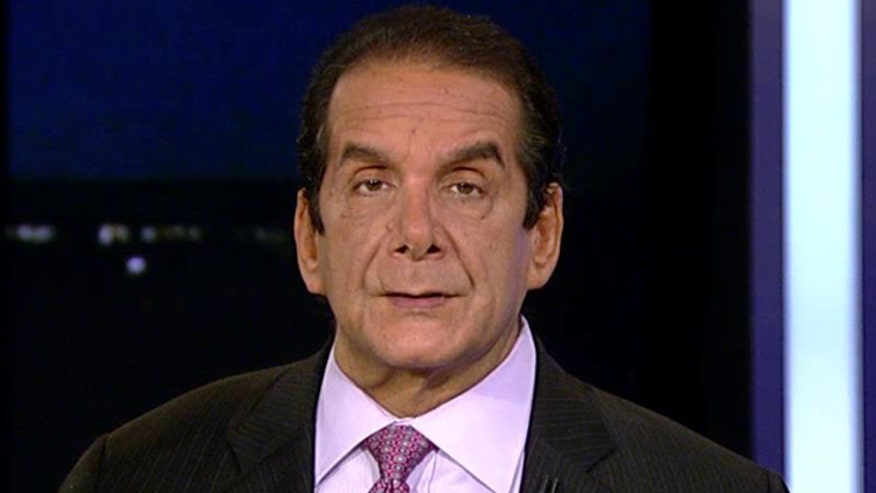 "Charles Krauthammer told viewers Wednesday night that a grand jury's decision not to indict a New York City police officer in the death of Eric Garner is ""totally incomprehensible."""