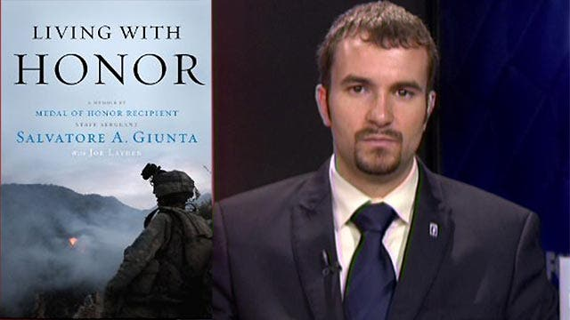 'Living with Honor' -Invaluable lessons from a U.S. solider