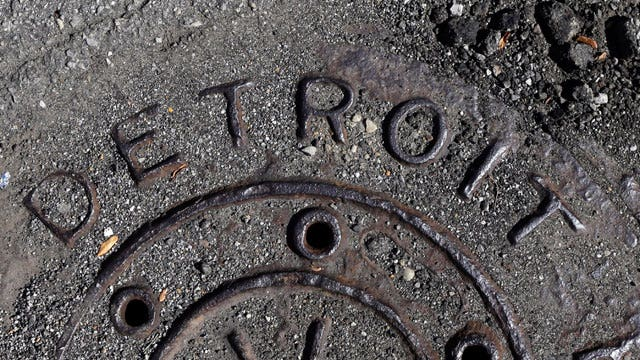 Detroit cleared for bankruptcy