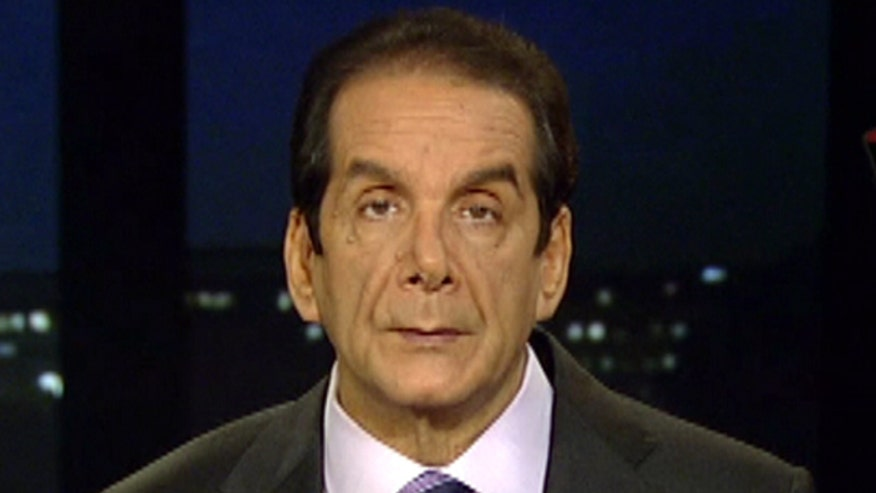 "Krauthammer: Mexico radioactive theft shows ""a secure southern border is not just to reduce illegal immigration."""