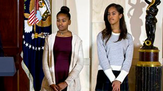 President Obama's daughters criticized