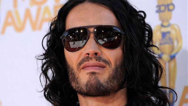 Russell Brand a Hollywood hypocrite?