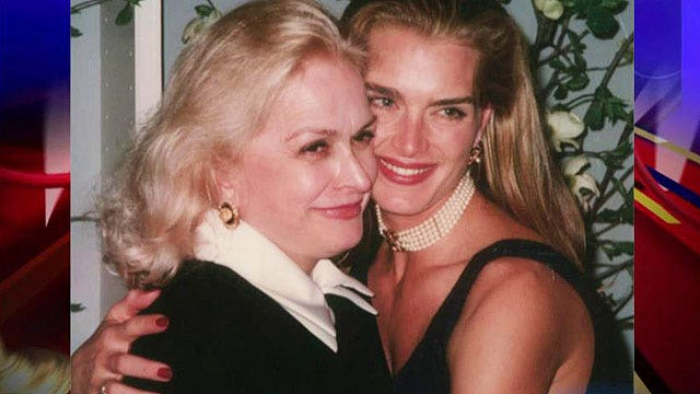 Brooke Shields talks new book 'There Was a Little Girl'