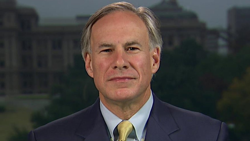 Texas governor-elect Greg Abbott leading effort