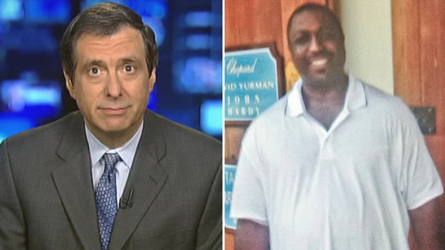 'Media Buzz' host reacts to coverage of Eric Garner death