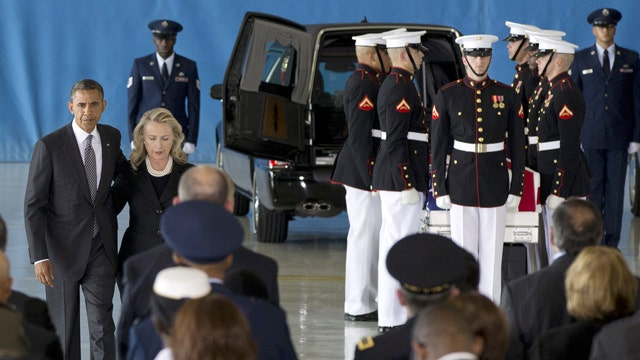 Families of victims still searching for answers on Benghazi
