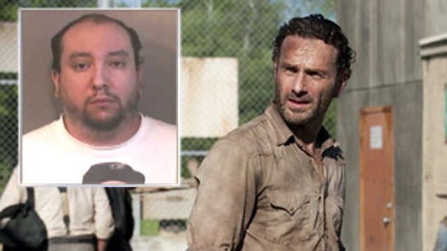 'Walking Dead' fight leads to attempted murder?