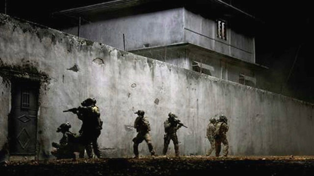'Zero Dark Thirty' brings Bin Laden raid to big screen